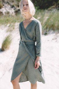 Linen Fox linen clothing brands