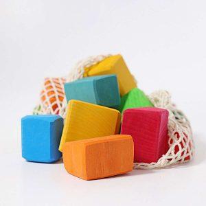 Grimms Rainbow Toys - rainbow blocks
