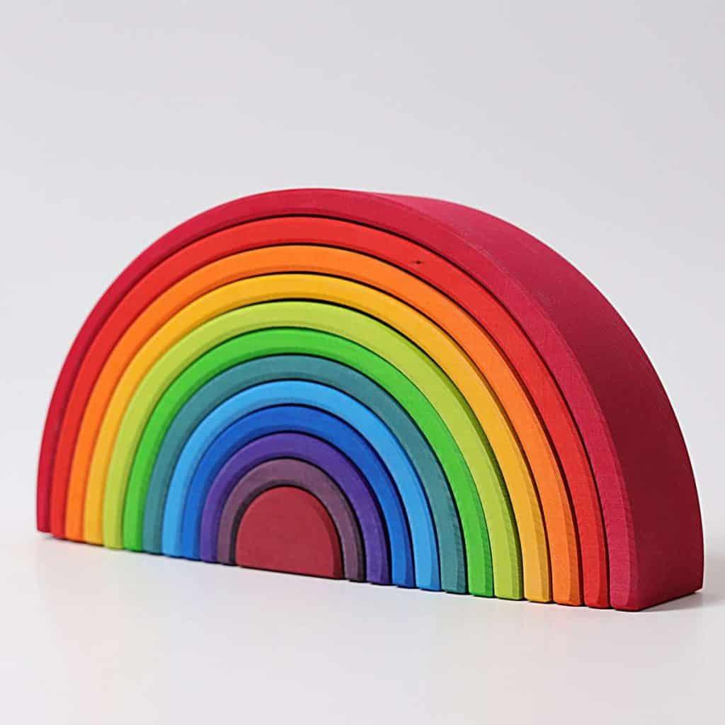 Grimms Rainbow Toys - Large Rainbow