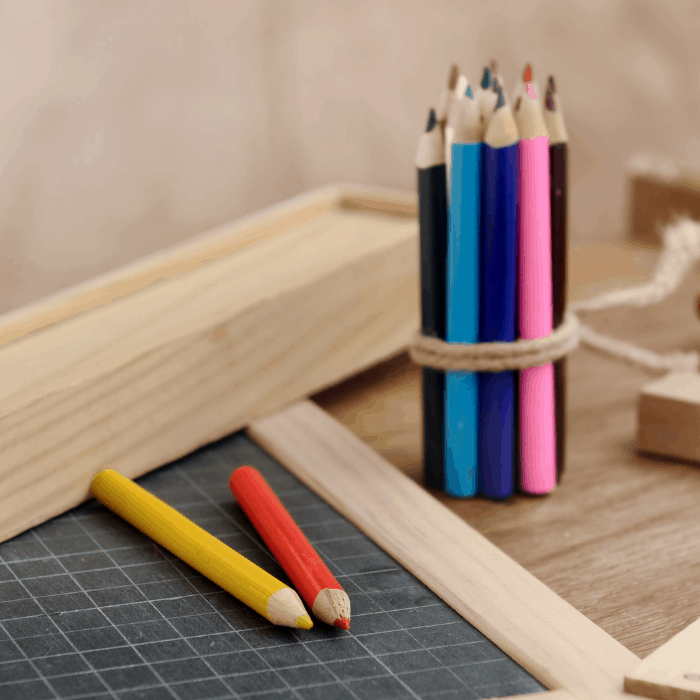 Eco friendly school supplies