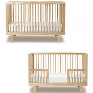Non-toxic Cribs - The Sparrow Crib by Oleuf
