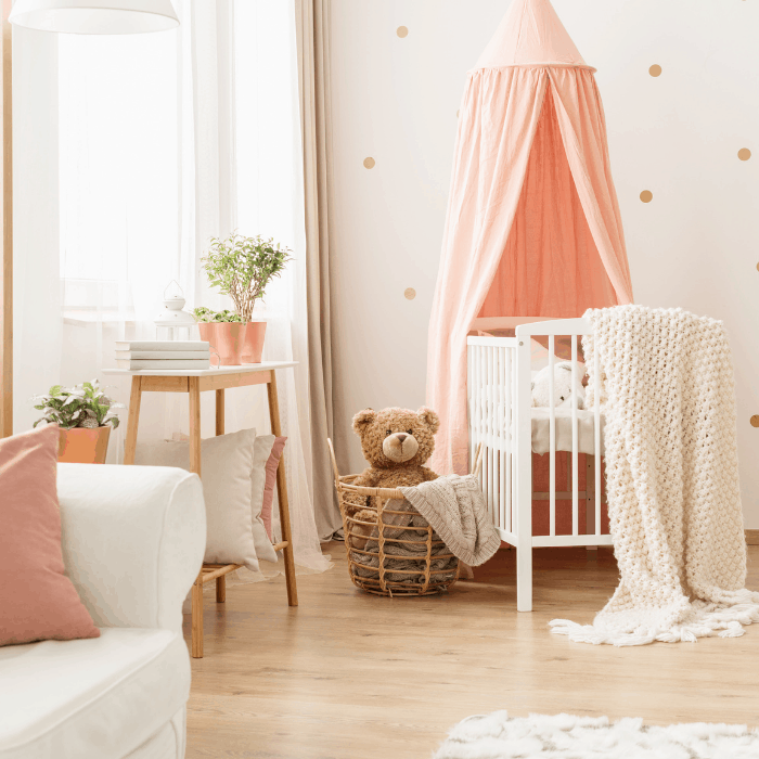 Our top picks for non-toxic cribs for every nursery