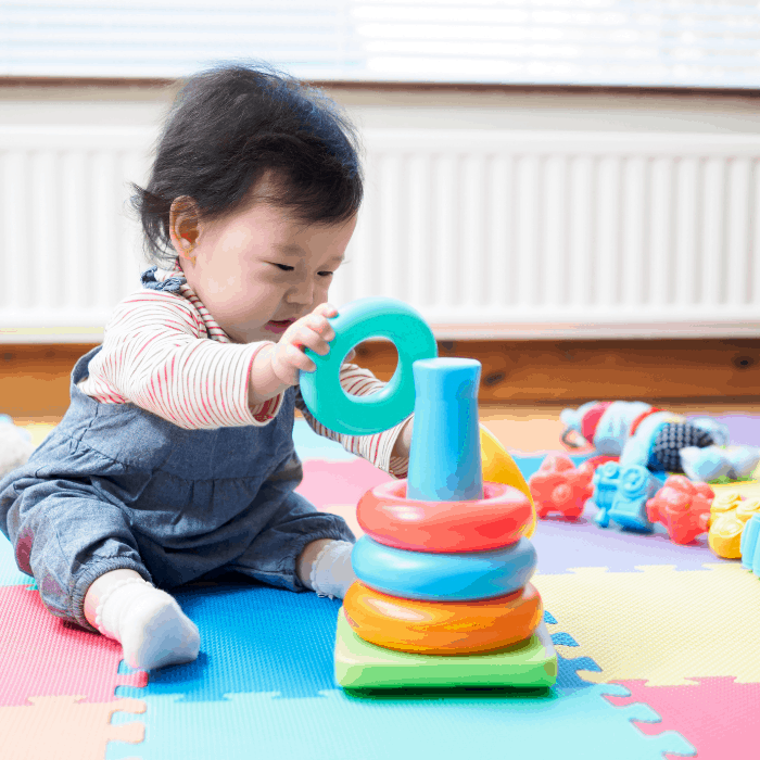 Non-Toxic Play Mats for the modern and non-toxic home