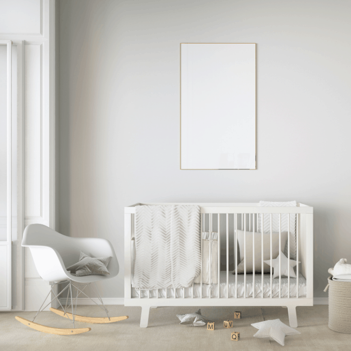 Organic and Non-toxic gliders for your nursery