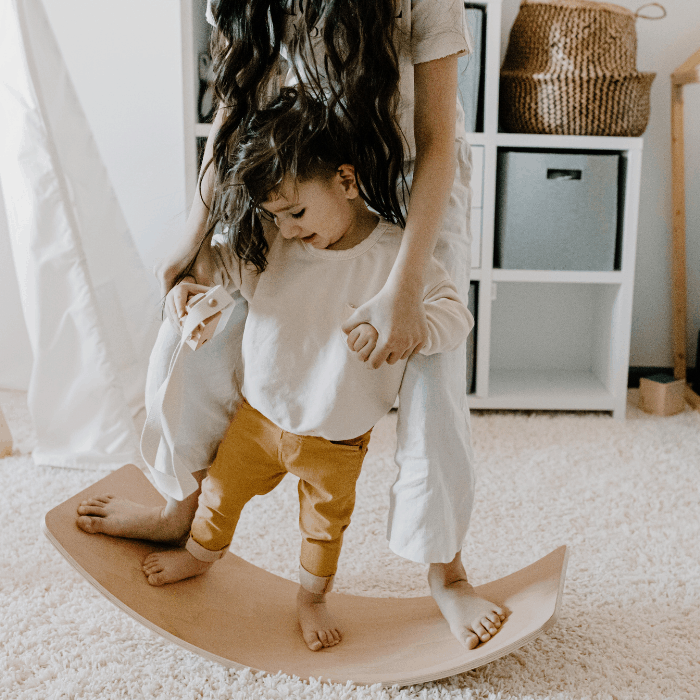 The Best Balance and Wobble Boards for your kids