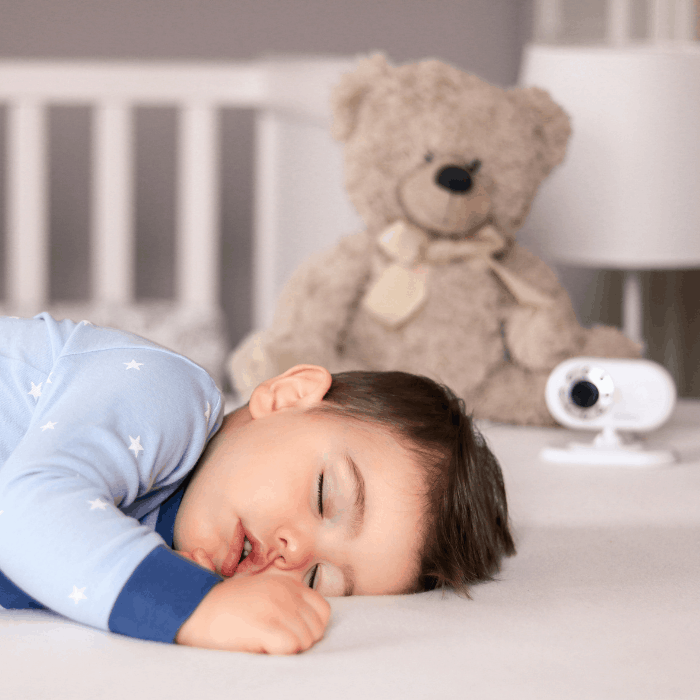Low emission baby monitors to keep your baby safe