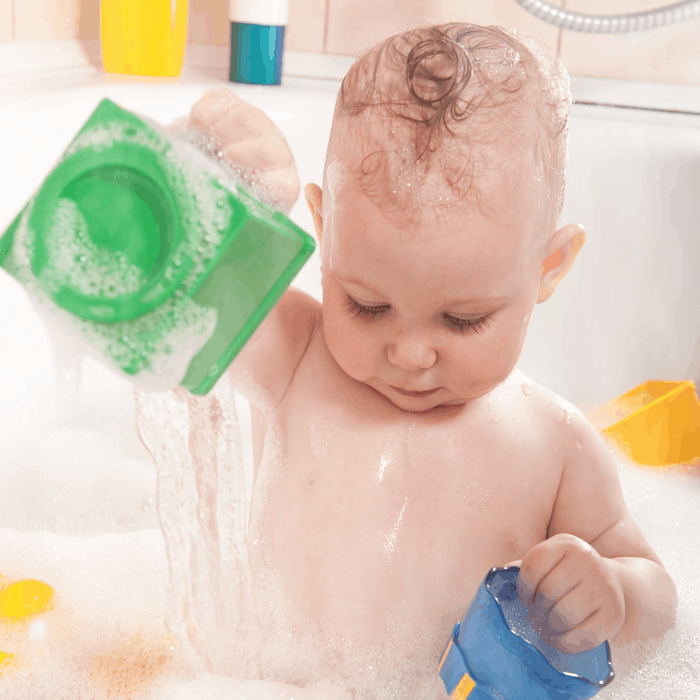 Non-toxic bath toys to help reduce toxins and inspire creativity